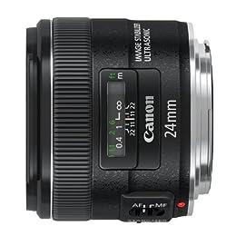Canon EF24mm F2.8 IS USM フルサイズ対応