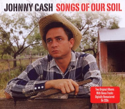 Hymns by Johnny Cash artwork