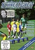 DVD-Fussballtrainer Spezial - Schnelligkeit Vol. 2 / Neue Fußballübungen im Fußballtraining (DVD)