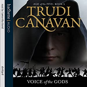 The Voice of the Gods Audiobook