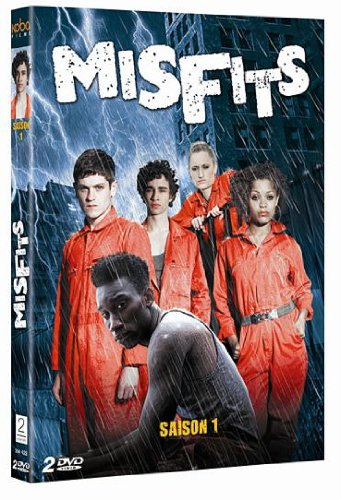 Misfits - Saison 1