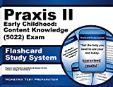 Praxis II Early Childhood: Content Knowledge (5022) Exam Flashcard