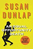 img - for An Equal Opportunity Death (The Vejay Haskell Mysteries) book / textbook / text book