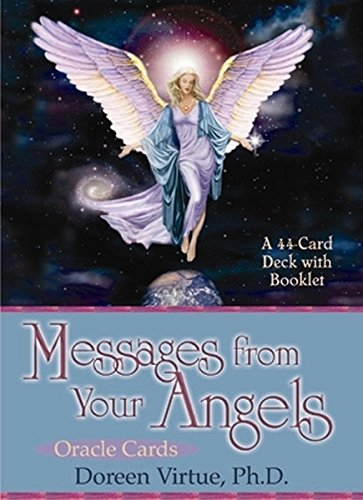 Messages From Your Angels Oracle Cards (Large Card Decks)