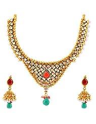 New Amrit Antique Necklace For Women - B00VA9VDME