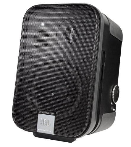 Jbl C2Pm Control 2P Compact Powered Monitor - Master Speaker