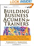 Building Business Acumen for Trainers...