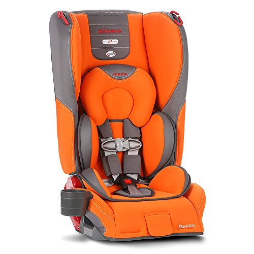 Diono Pacifica Convertible Plus Booster Seat with Body Pillow, Sunburst - 1
