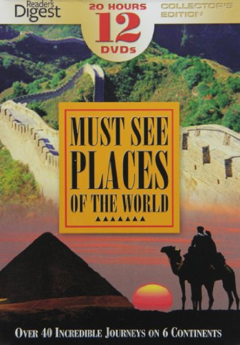 Must See Places (Must See Places Of The World Dvd compare prices)