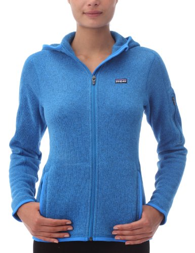 Review Product Patagonia Better Sweater Full Zip Hooded Fleece