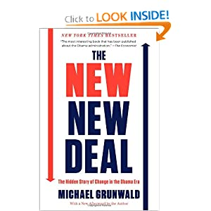 The New New Deal: The Hidden Story of Change in the Obama Era by Michael Grunwald