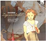 Dvorak : Chants tziganes op.55, duos...