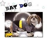 犬の服 バットドッグ コスチューム つなぎ オールインワン ドッグウエア Itsdog Bad-dog All-in-one (M)