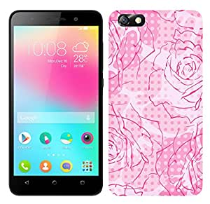 TrilMil Printed Designer Mobile Case Back Cover For Huawei Honor 4X