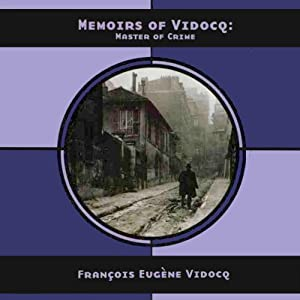 Memoirs of Vidocq | Livre audio