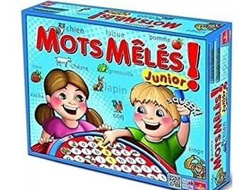 Goliath - jeu de société - mots mêlés junior 5-7 ans