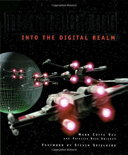Book Review: Industrial Light & Magic: Into The Digital