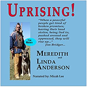 Uprising Audiobook