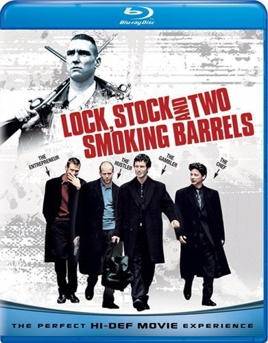 Blu-ray : Lock, Stock and Two Smoking Barrels (, Dubbed, AC-3, Dolby, Digital Theater System)