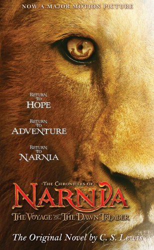 The Voyage of the Dawn Treader Movie Tie-in Edition (rack) (Narnia)