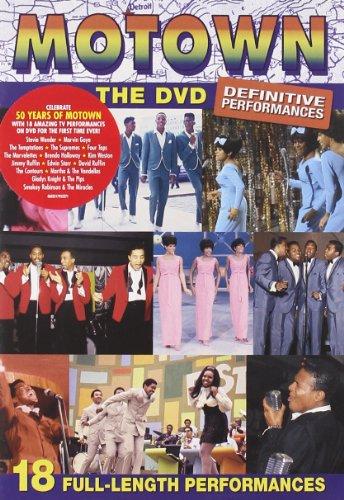 Motown the Dvd [Edizione: Regno Unito]