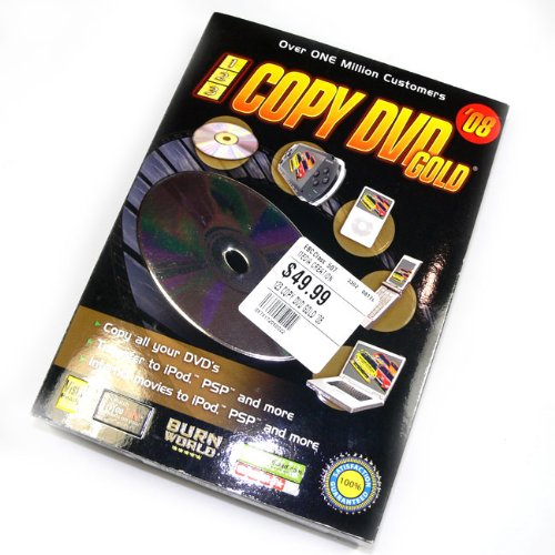 123 Copy DVD Gold '08
