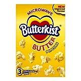 Butterkist Microwave Butter Popcorn 3 Pack 210g