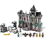 LEGO - Super Heroes - 10937 - Jeu de Construction - Batman L'évasion de l'asile d'arkham asylum