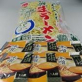 札幌生ラーメン 味噌 6人前x1袋 味噌タレ6食分付