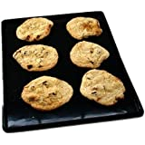 WellBake Professional Silicone Oven Tray. 38cm x 27cm Non-stick, Never Rust + 10 Year Guarantee