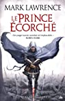 L'Empire Brisé, tome 1 : Le Prince écorché par Lawrence/Mark