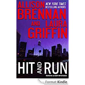 Hit and Run (Moreno & Hart Mysteries Book 2) (English Edition)