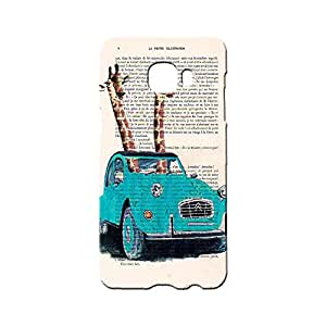 BLUEDIO Designer Printed Back case cover for Samsung Galaxy C5 - G6914
