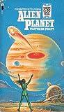 Alien Planet (0441015700) by Fletcher Pratt