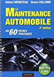 La maintenance automobile - 2e �ditio...
