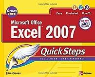 Microsoft® Excel®  QuickSteps