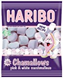 Haribo Chamallows Bag 160 g (Pack of 12)