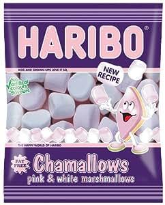 Haribo Chamallows Bag 160 g (Pack of 12)