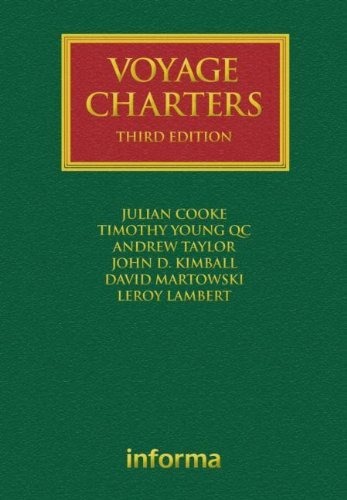 Voyage Charters (Lloyd's Shipping Law Library) PDF
