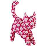 Baby & Kids Hand Made Hand Block Printed Fabric Kitten/Cat