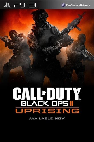 Call of Duty Black Ops II: Uprising DLC - PS3 [Digital Code] (Black Ops 2 Season compare prices)