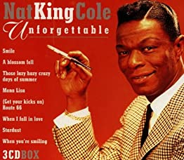 "Cover of ""Unforgettable"" Nat King Cole Lyrics"