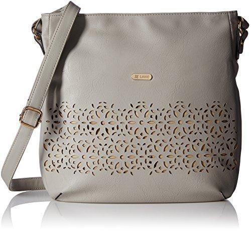 0a4199e159dd Buy Lavie Dover Women's Sling Bag (Grey) on Amazon | PaisaWapas.com