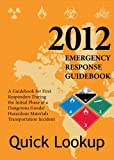 img - for ERG 2012: Quick Lookup book / textbook / text book