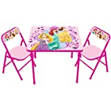 Disney Princess Folding Table And 2 Folding Chairs Baby