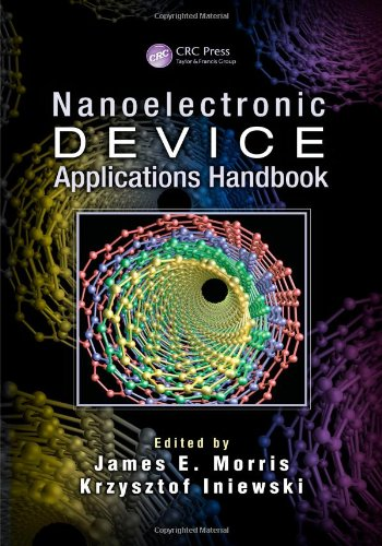 Nanoelectronic Device Applications Handbook (Devices, Circuits, and Systems)