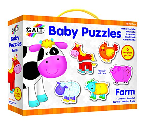 Baby Puzzles Farm - 1