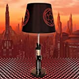 Collectors Heritage DARTH VADER JEDI LIGHTSABER LAMP, (26