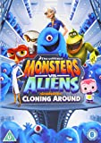 Monsters vs Aliens: Cloning Around [DVD]
