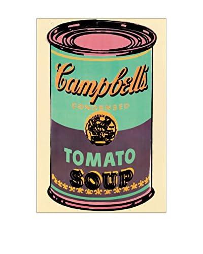 ArtopWeb Panel de Madera Warhol Campbell's Soup Can, 1965 - 60x90 cm